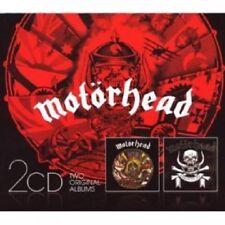 MOTÖRHEAD - 1916/MARCH OR DIE 2 CD 21 TRACKS HEAVY ROCK NEU