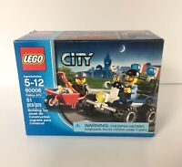 Gently Used LEGO City Police ATV #60006