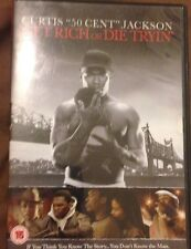 Get Rich Or Die Tryin' (DVD, 2006) In Very Good Condition
