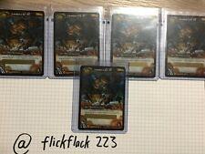 WOW TCG Loot Cards Landro's Lil' XT / 5x