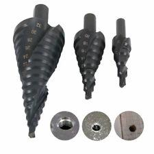 Set di Punte Da Trapano un Gradino nel Cobalto HSS 4-32MM 3PZ Spirale nel A