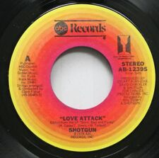 Soul Nm! 45 Shotgun - Love Attack / Danger Of The Stranger On Abc Records