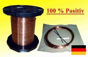 Kupferdraht Blank 1,0mm - 4,4mm 99,9% CU LÄNGE WÄHLBAR Kupfer Basteldraht Draht