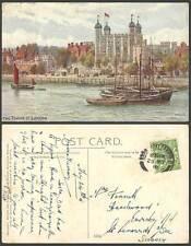 J Salmon Collectable London Postcards
