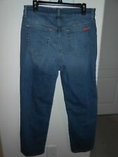FACONNABLE F40 Men's Jeans Light Wash BAGGY LOOSE FIT Size 32X31 FREE SHIPPING!