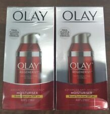 2 X Olay Regenerist Micro Sculpting UV Cream Spf30 50g