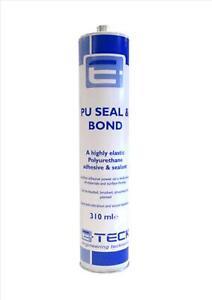 White Car Body Kit Panel PU Sealer Glue Adhesive Tiger Seal Spoiler Kit  221