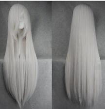 Hot Sexy 80cm Long Straight Wig Fashion Cosplay Costume Anime Hair Full Wig Hair