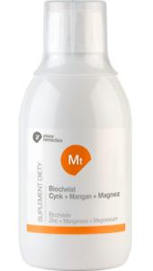 MT Zinc + Manganese+ Magnesium Liquid 300 ml, Invex Remedies, FREE P&P!