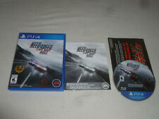 SONY PLAYSTATION 4 PS4 GAME NEED FOR SPEED RIVALS COMPLETE GHOST EA