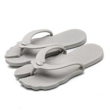 TOPSALE Women Men Slipper Slip On Slippers Flip Flop Sandals Flat Anti-slip
