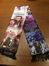 Heavy metal Ozzy Osbourne Black Sabbath Muffler Cos Shawl Quasten Schal