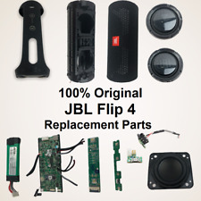 JBL Flip 4 Replacement Parts Board/Ports/Battery/Speaker/Grill/Cover/Radiator
