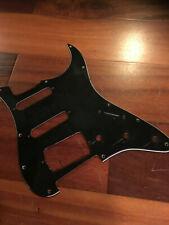 Vintage 1978 70s Fender Stratocaster Strat Black Pickguard HSS Humbucker Rout