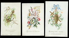 lotto santini-holy cards lot-lot images pieuses-konvolut heiligenbildichen 2538