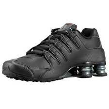 Nike Shox NZ Men's Running Shoes Black Varsity Red 378341-017  NEW ATHLETIC