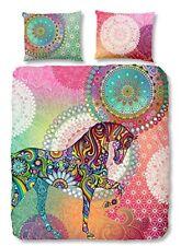 Linge de lit et ensembles multicolores avec des motifs Fantaisie, pour chambre