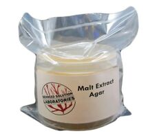 Sterile Malt Extract Agar Mea 5 100mm X 15mm Plates Great For Mushrooms