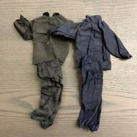 lot 2 Dress GI JOE 21st Century US WWII Soldier 1:6 12'' dragon star wars figure