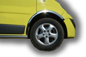 Radlaufleisten Renault Trafic Facelifting 2006-2014  Kotflügel