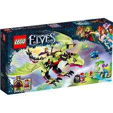Lego Elves The Goblin King's Evil Dragon 41183 NEW