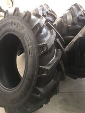 15.5/80-24 NEW TYRES 16 Ply Backhoe Loader Tractor 15.5/80x24 nuemaster/marcher
