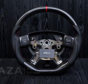 Dodge Ram 1500 2500 3500 VIPER Bee Custom steering Wheel CARBON FIBER 04-08