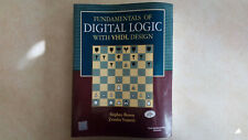 Fundamentals of Digital Logic with VHDL with CDROM, Stephen Brown(2002)