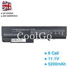 BATTERIA 6535B per HP ProBook 6540b 6545b 6550b HSTNN-CB69 EliteBook 8440P Nuovo Regno Unito