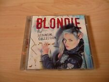 CD Blondie - The Essential Collection incl. Denis + The Tide is high