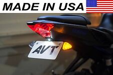 AVT Yamaha FZ-07 Fender Eliminator NI Kit 2013-2017 FZ07  FLUSH LED Turn Signals
