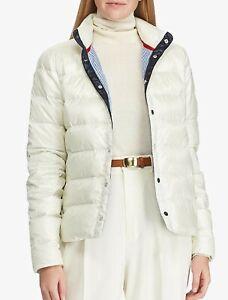 Polo Ralph Lauren Womens Down Filled Coat Jacket KW38 XL authentic UK 18-20 BIG