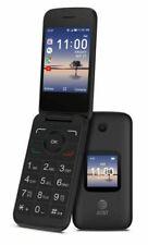 Alcatel SMARTFLIP 4052R AT&T Cricket Unlocked GSM 4G LTE Flip Phone Volcano New