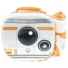 STAR WARS Insulated 3D Lunch Bag Box And Drink Sport Water Bottle Set