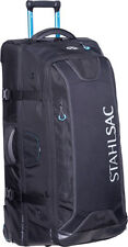 Stahlsac Steel 34 Pack Wheeled Scuba Diving Roller Travel Gear Bag