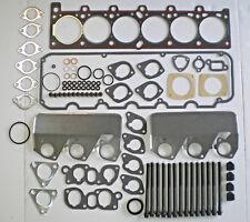 BMW E30 E34 325i 325ix 525i 525ix 525e Eng M20 85-91 cabeza junta conjunto + Pernos