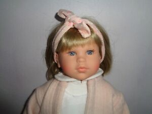 POUPEE DE COLLECTION COROLLE JOSEPHINE DE 1999 RARE