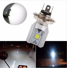 H4 LED Motorcycle Headlights HS1 Bike Fog Lamp Bulb Light Scooter ATV DC12V