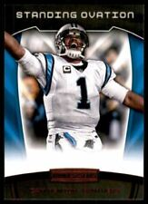 2017 ROOKIES & STARS STANDING OVATION CAM NEWTON CAROLINA PANTHERS #17 SHIP FREE