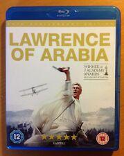 LAWRENCE OF ARABIA (Blu-ray, 2-Disc) David Lean