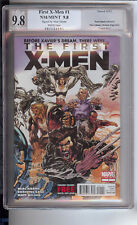 """FIRST X-MEN #1 PGX 9.8 SE  """"SIGNED BY NEAL ADAMS """""""