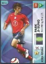 PANINI FIFA WORLD CUP-GOAAL 2006- #083-KOREA REPUBLIC-PARK JI-SUNG