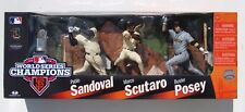 Mcfarlane 2012 World Series Champions San Francisco Giants 3 Pack In Hand