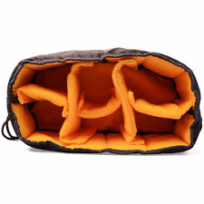 Flexible Waterproof Kamera Insert Bag Partition Padded Case für DSLR LF381