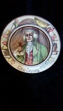 Royal Doulton ' The Squire'  Green Jacket , Plate 10 1/2""