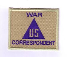 WWII - CIVIL - WAR CORRESPONDENT (Reproduction)