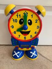 Telly The Teaching Time Clock Kids