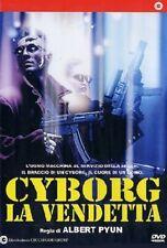 CYBORG LA VENDETTA - DVD FUORI CATALOGO CECCHI GORI