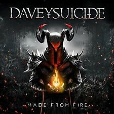 Davey suicide made from fire CD DIGIPACK 2017