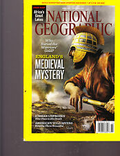 NATIONAL GEOGRAPHIC, NOVEMBER, 2011 ( WHO BURIED THE  WARRIORS' GOLD ? )
